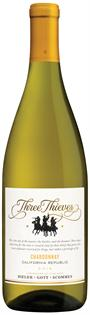 Three Thieves Chardonnay 750ml - Case of 12